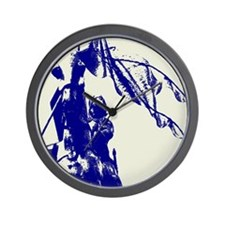 Maid Of Orleans Wall Clock