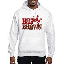 Big Brown Hoodie