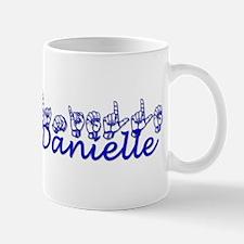 Danielle Mug