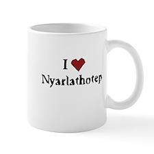 I heart Nyarlathotep Mug