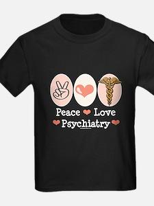 Peace Love Psychiatry T