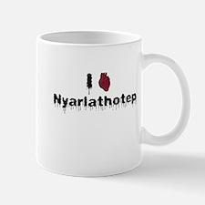 I heart Nyarlathotep 2 Mug