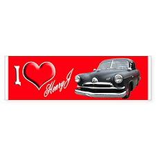 Helaine's Henry J Bumper Bumper Sticker
