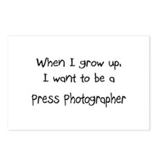 When I grow up I want to be a Press Photographer P