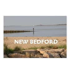 New Bedford Jetty Fishing Postcards (Package of 8)