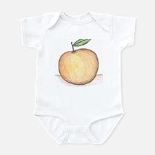 Peach Infant Creeper