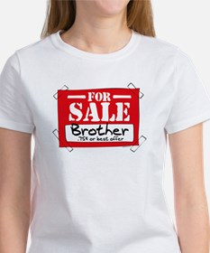 Brother For Sale Women's T-Shirt