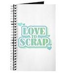 Love To Scrap Journal