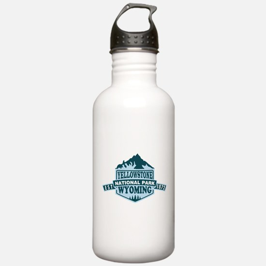 Yellowstone - Wyoming, Water Bottle