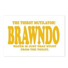 Brawndo Postcards (Package of 8)