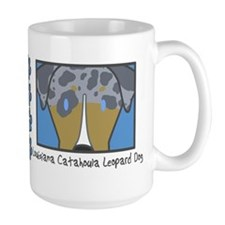 Anime Quad Catahoula Mug