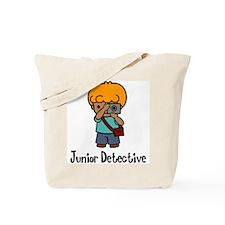 Junior Detective (Boy) Tote Bag