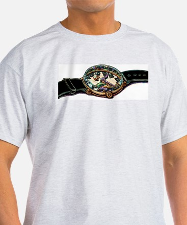 Holding Hands of Clock T-Shirt