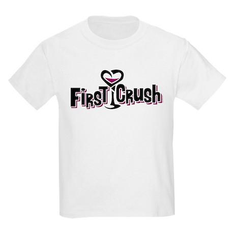 First Crush Kids Light T-Shirt