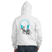Headphones Hoodie (other colour available)