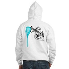 Microphone Hoodie (other colour available)