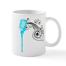 Microphone Small Mug