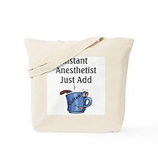 Nurse Anesthetist Tote Bag