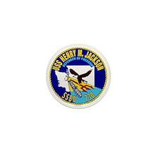 USS Henry M Jackson SSBN-730 Mini Button