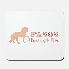 Paso Fino Horse Mousepad