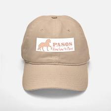 Paso Fino Horse Baseball Baseball Cap