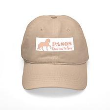 Paso Fino Horse Baseball Cap