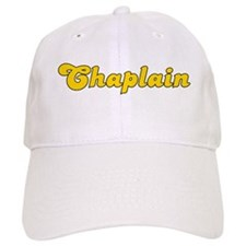 Retro Chaplain (Gold) Baseball Cap