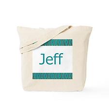 Jeff - Tote Bag