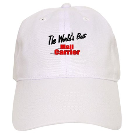 """The World's Best Mail Carrier"" Cap"