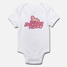 Peruvian Paso Infant Bodysuit