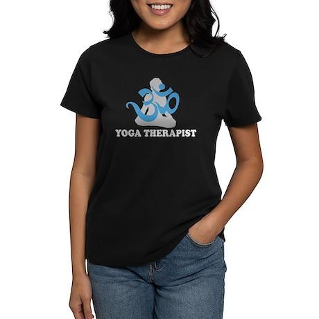 Yoga Therapist Women's Dark T-Shirt