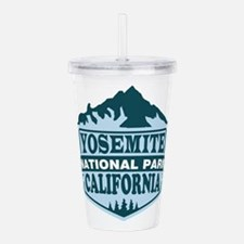 Yosemite - California Acrylic Double-wall Tumbler