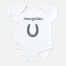mongolian Infant Bodysuit