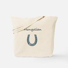 mongolian Tote Bag