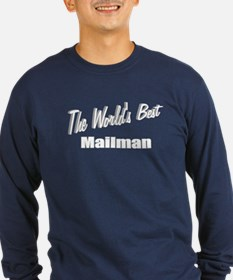 """The World's Best Mailman"" T"
