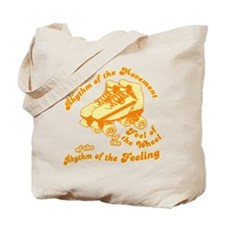 The Rhythm of the Movement Tote Bag
