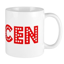 Retro Brycen (Red) Mug