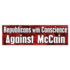 Republicans With Conscience Against McCain
