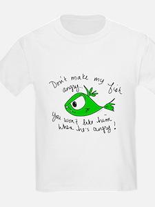Angry Fish T-Shirt