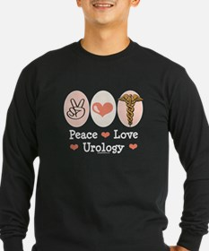 Peace Love Urology T