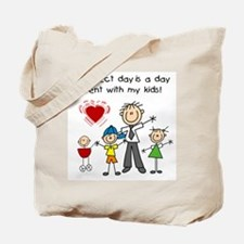 Dad Perfect Day Tote Bag