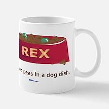 in a Dog Dish Mug