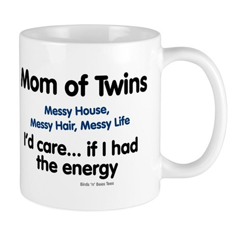 Mom of Twins: Energy Mug