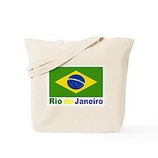 Rio/Brazil Tote Bag