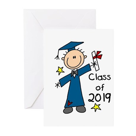 2016 Stick Boy Grad Greeting Cards (Pk of 20)