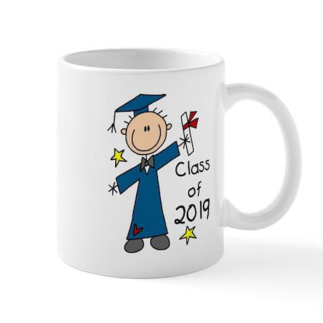 2016 Stick Boy Grad Mug