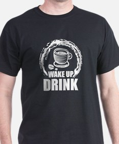 Funny Wake up america T-Shirt
