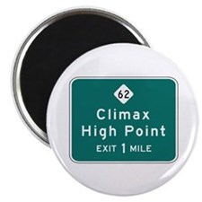 Climax, NC (USA) Magnet