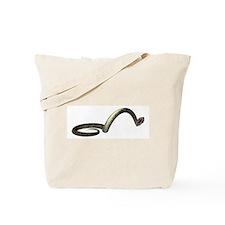 Python Snake Tote Bag