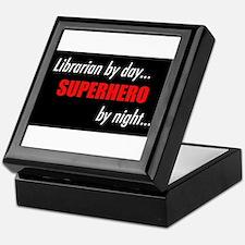 Elementary school librarian Keepsake Box